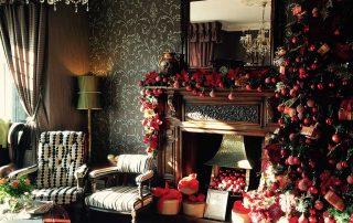 Christmas at Grimscote Manor