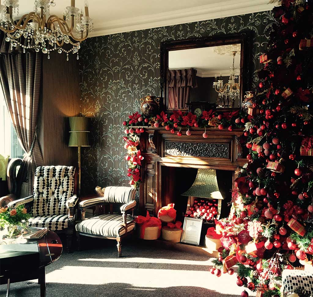 Christmas at Grimscote Manor