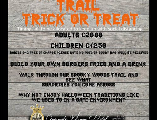 Halloween Tea Trail Trick Or Treat